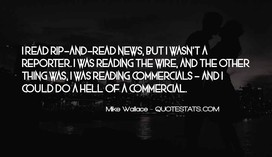 Best Commercials Quotes #111007
