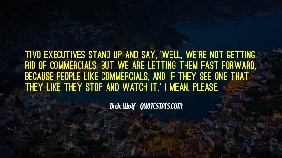 Best Commercials Quotes #137134