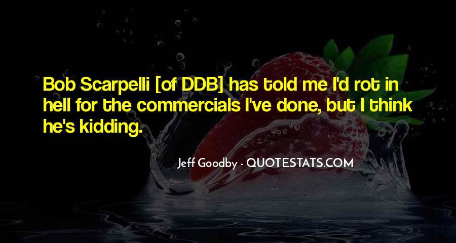 Best Commercials Quotes #145234