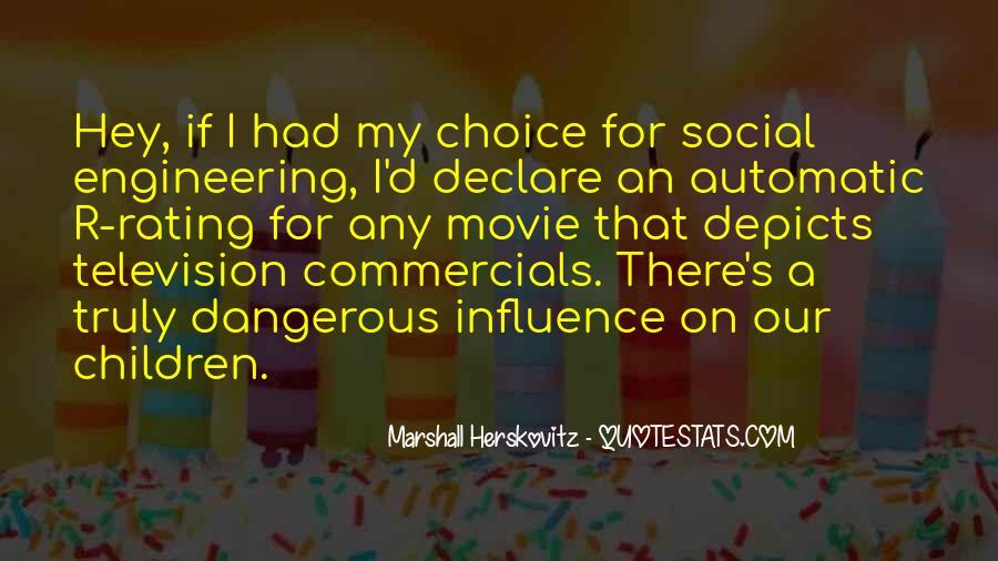 Best Commercials Quotes #152464