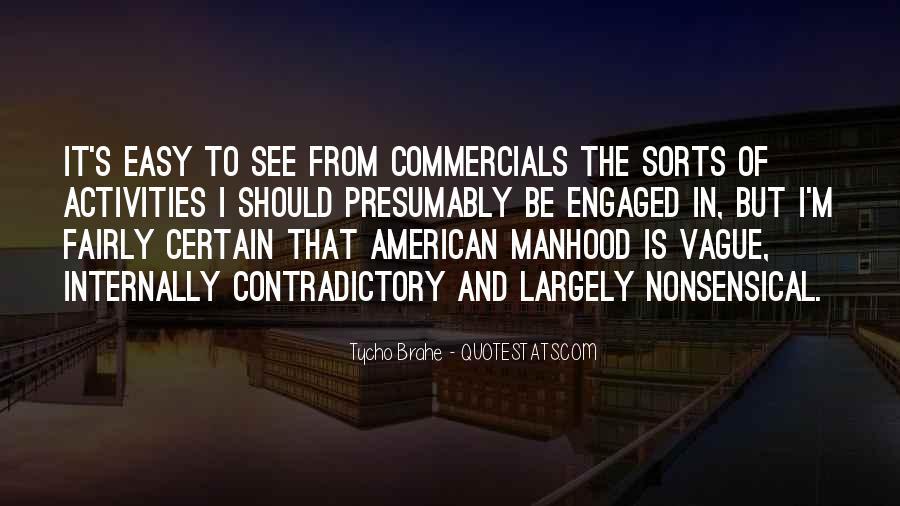 Best Commercials Quotes #47773
