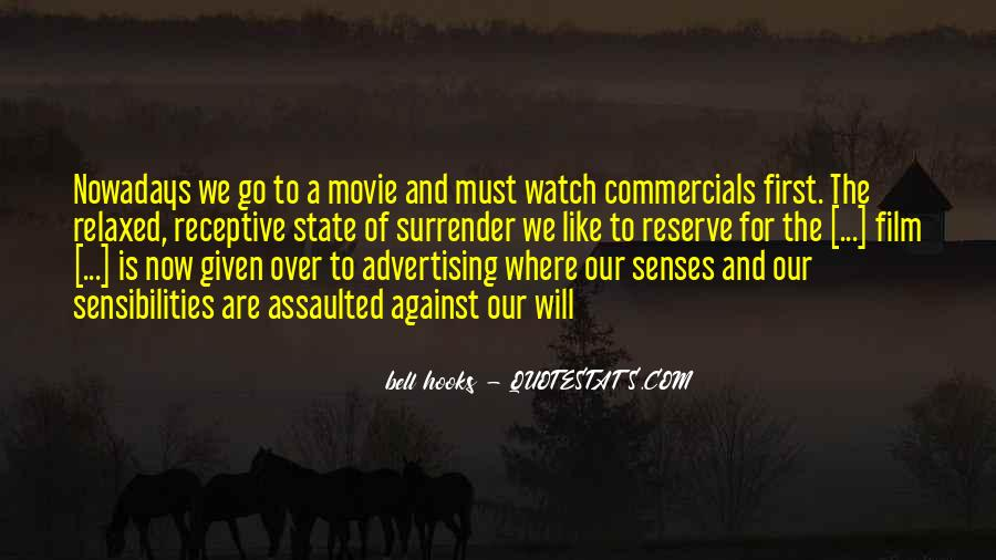 Best Commercials Quotes #72112