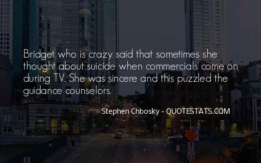 Best Commercials Quotes #78717