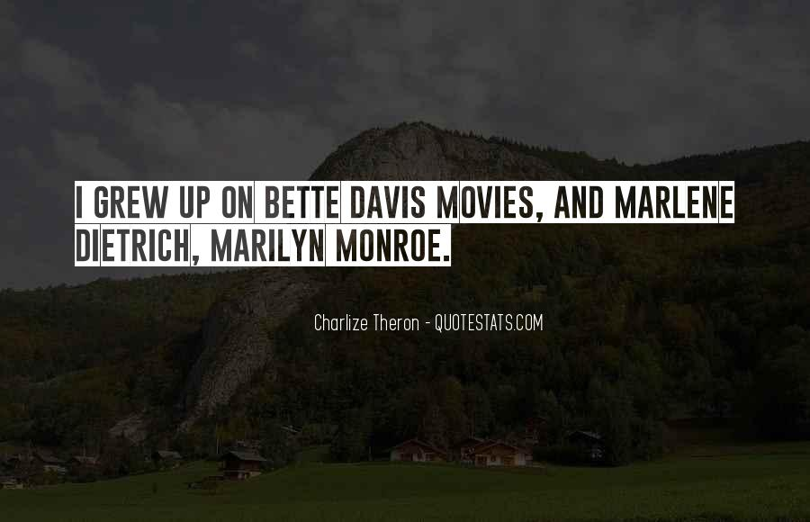 Quotes About Marlene #319738