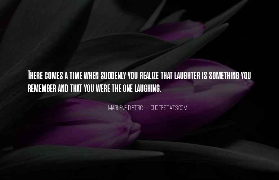 Quotes About Marlene #335986