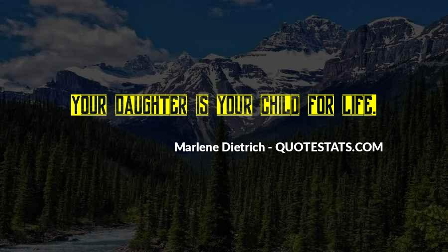 Quotes About Marlene #346545