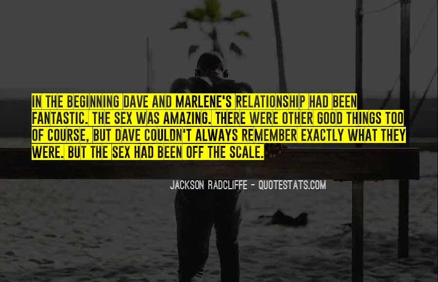 Quotes About Marlene #347277