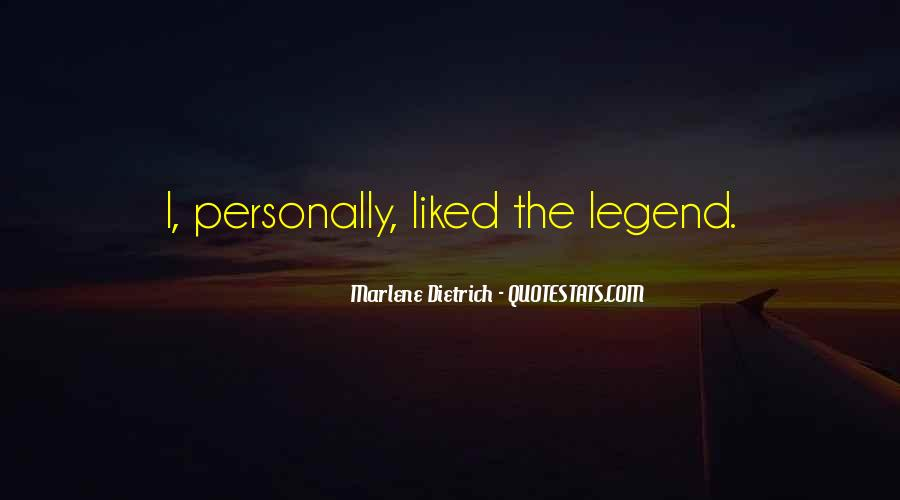 Quotes About Marlene #531969