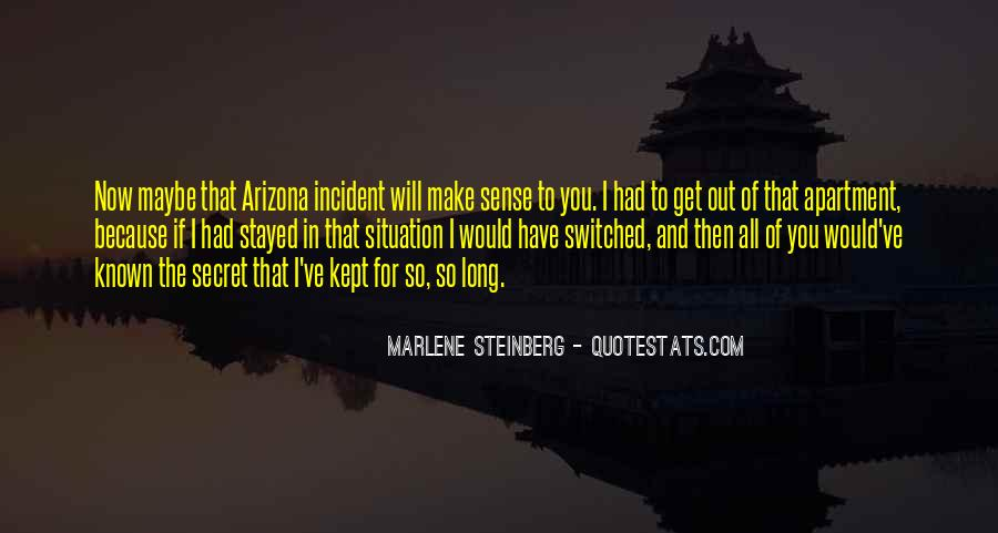 Quotes About Marlene #736519