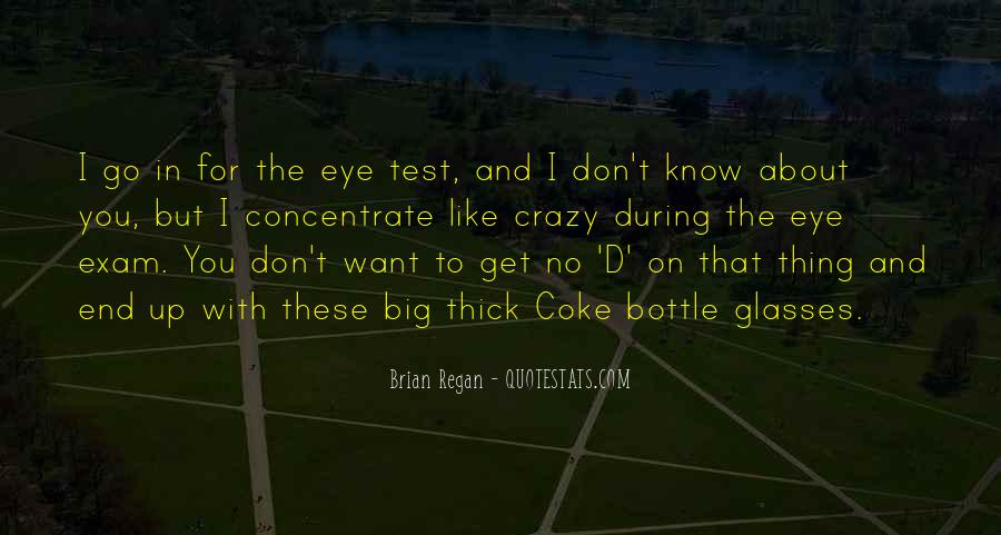 Best Crazy Eye Quotes #1146086
