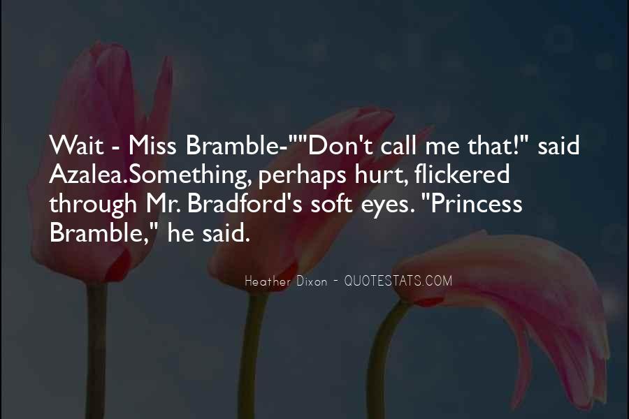 Best Crazy Eye Quotes #1533737