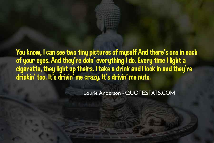 Best Crazy Eye Quotes #835368