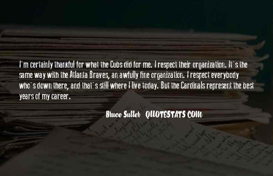 Best Cubs Quotes #1185147
