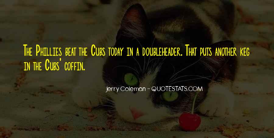 Best Cubs Quotes #46708