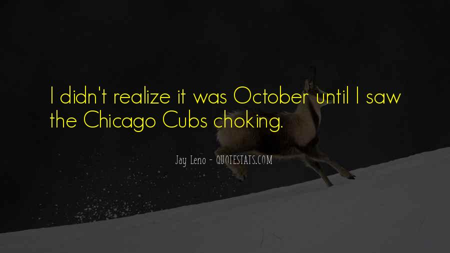 Best Cubs Quotes #518330