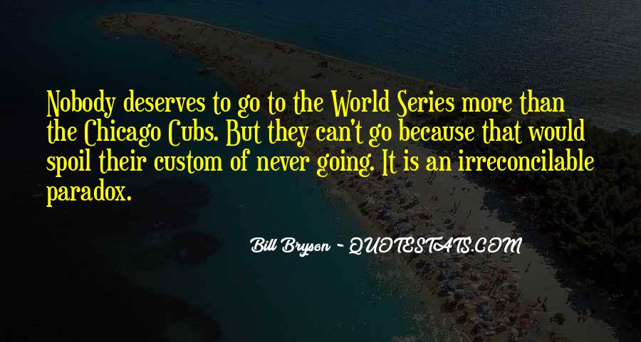 Best Cubs Quotes #69632