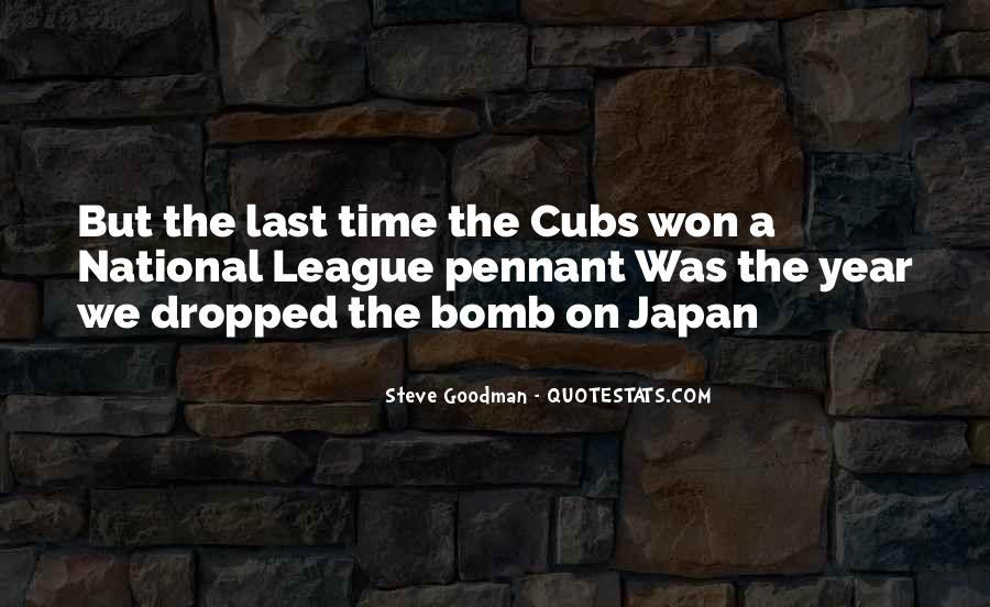 Best Cubs Quotes #707