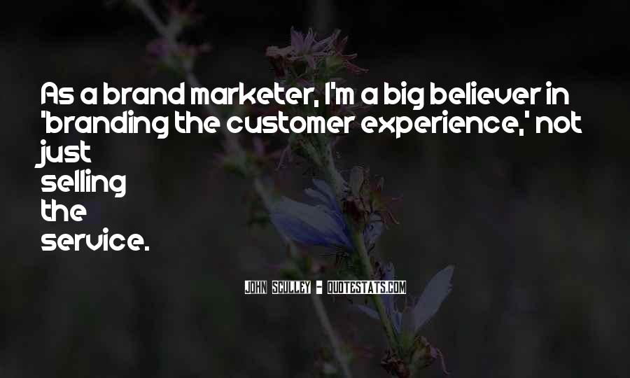 Best Customer Service Experience Quotes #1839579
