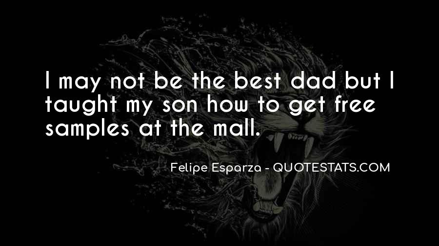 Best Dad Quotes #33194