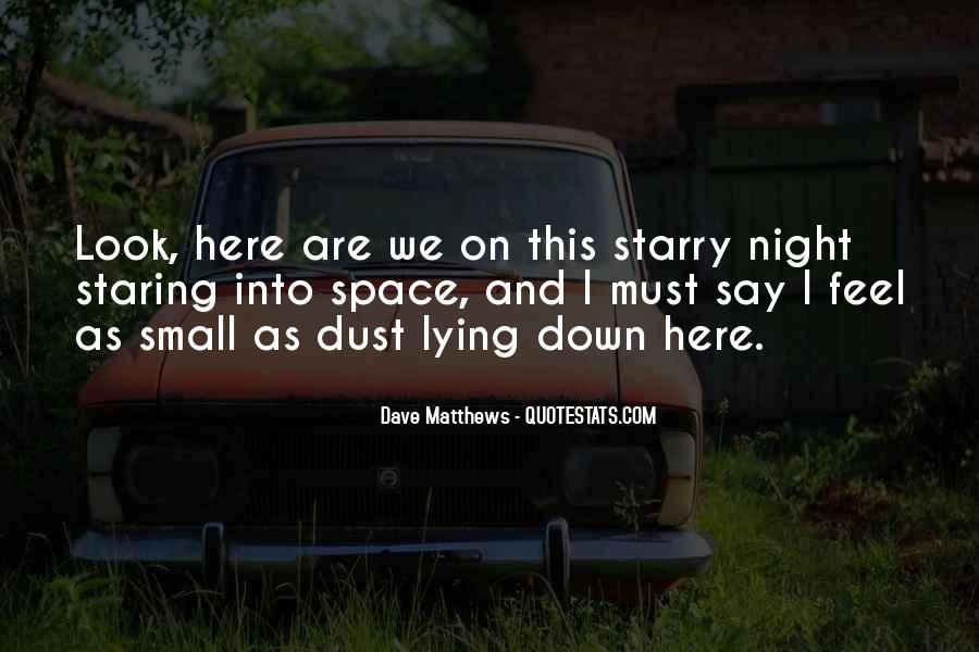 Best Dave Matthews Quotes #180465