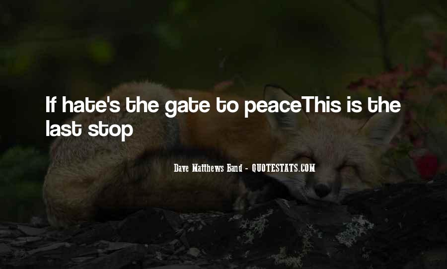 Best Dave Matthews Quotes #200317