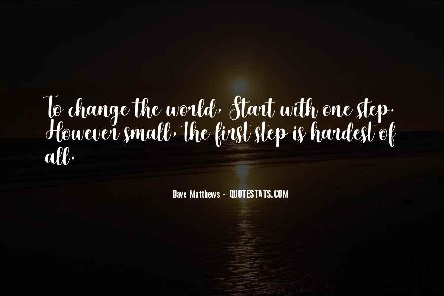 Best Dave Matthews Quotes #269419