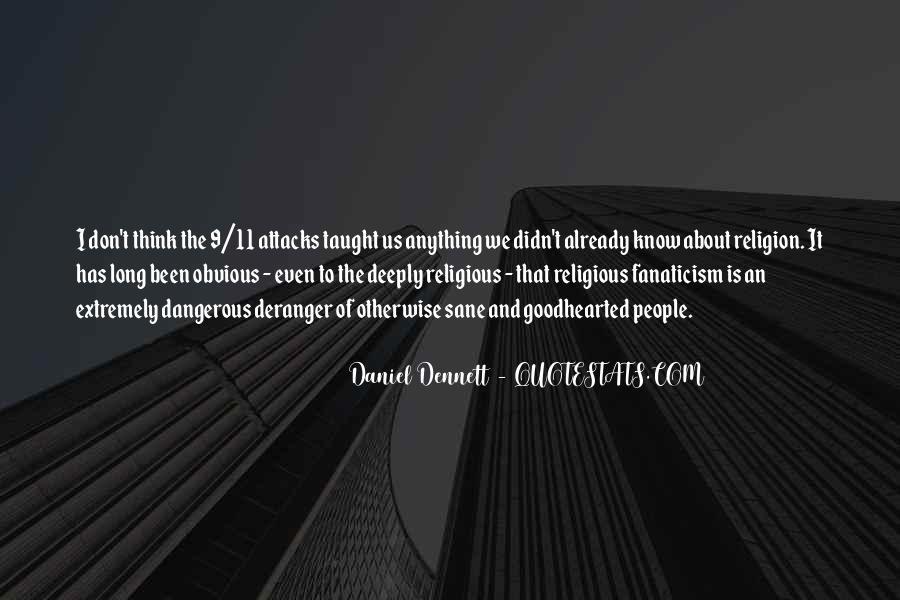 Best Dennett Quotes #214984