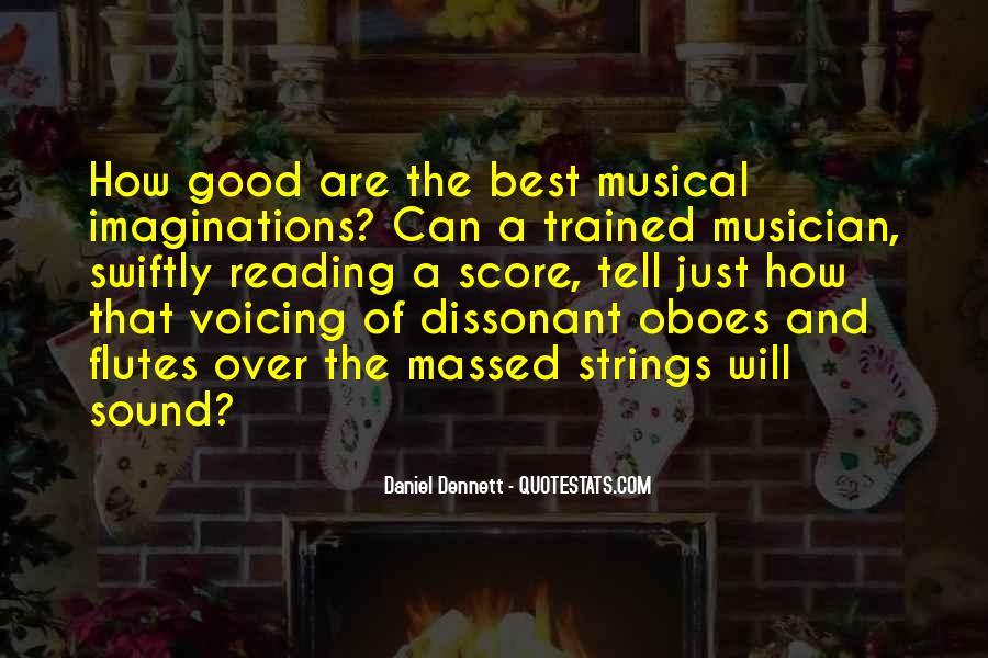 Best Dennett Quotes #22737