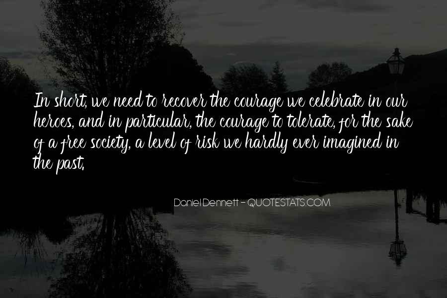 Best Dennett Quotes #35232