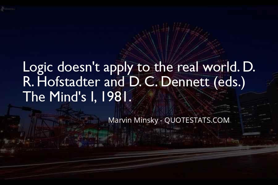 Best Dennett Quotes #360250