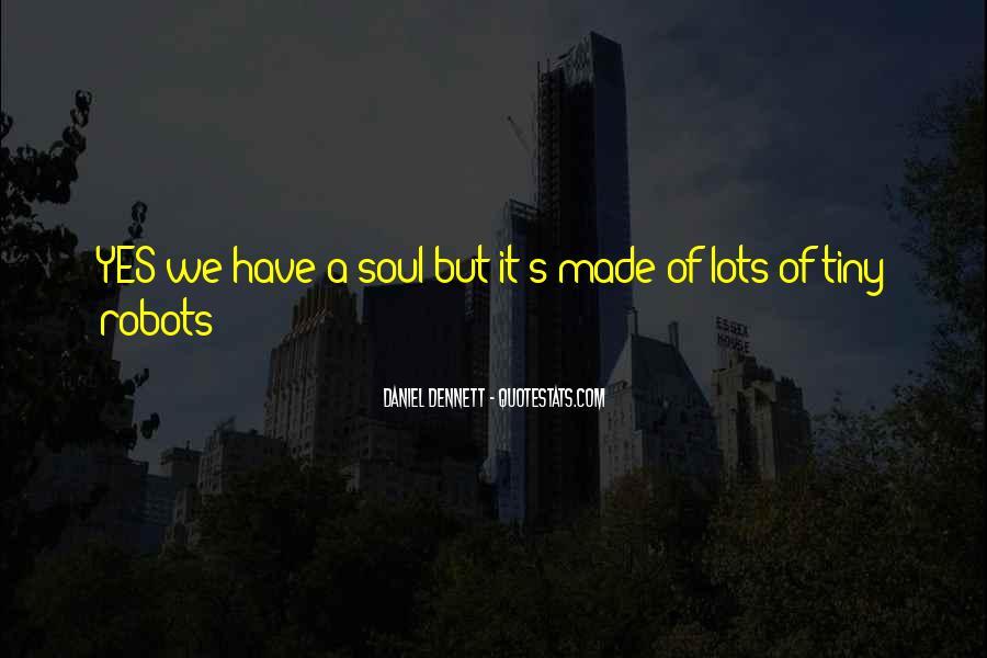 Best Dennett Quotes #38609