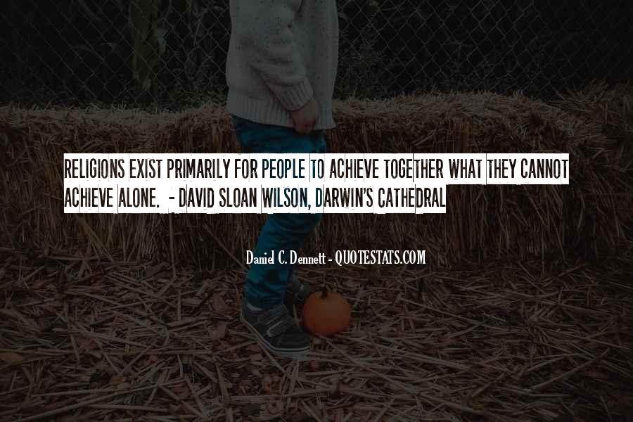 Best Dennett Quotes #393590