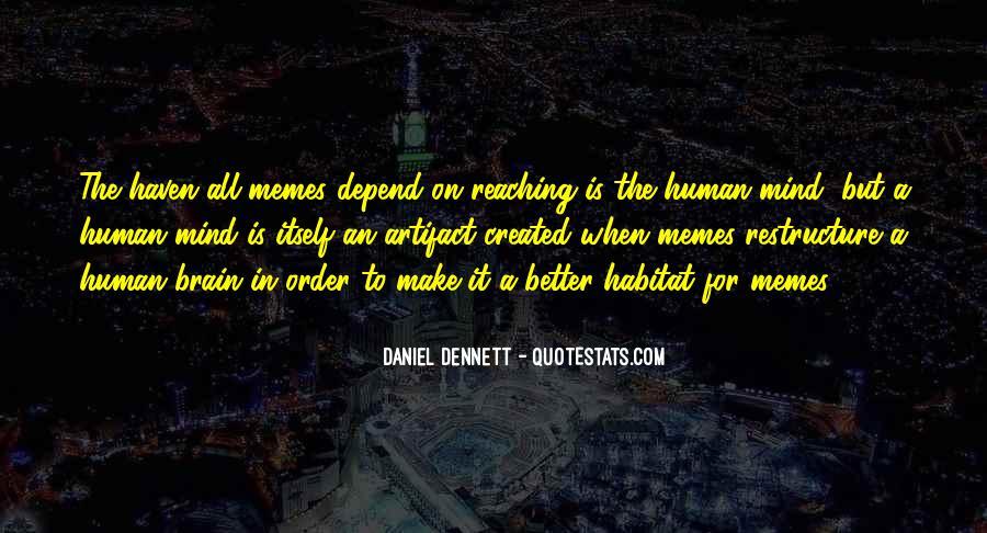 Best Dennett Quotes #45745