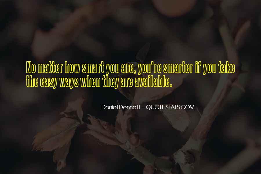 Best Dennett Quotes #471867