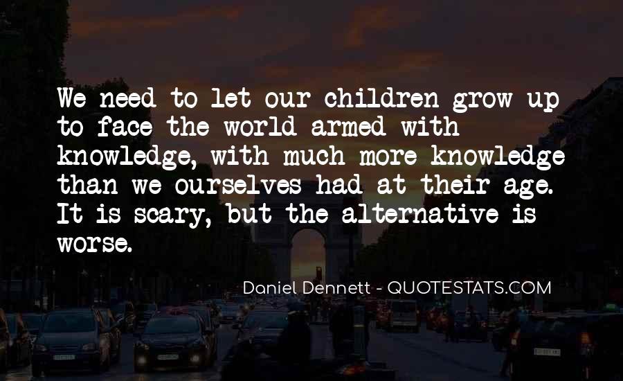 Best Dennett Quotes #493278