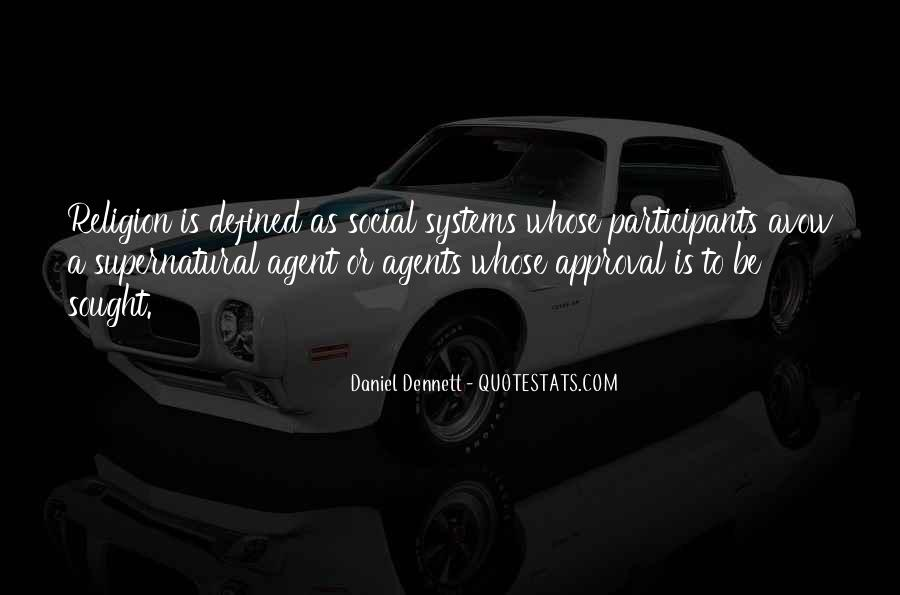 Best Dennett Quotes #552778