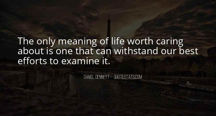 Best Dennett Quotes #667322
