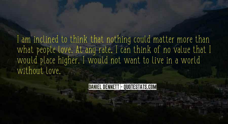 Best Dennett Quotes #73673