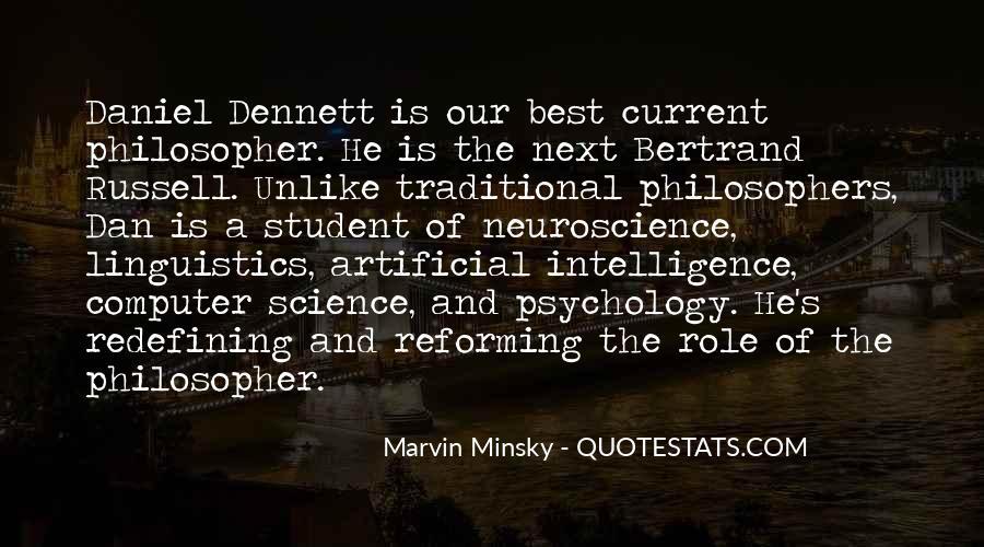 Best Dennett Quotes #944562