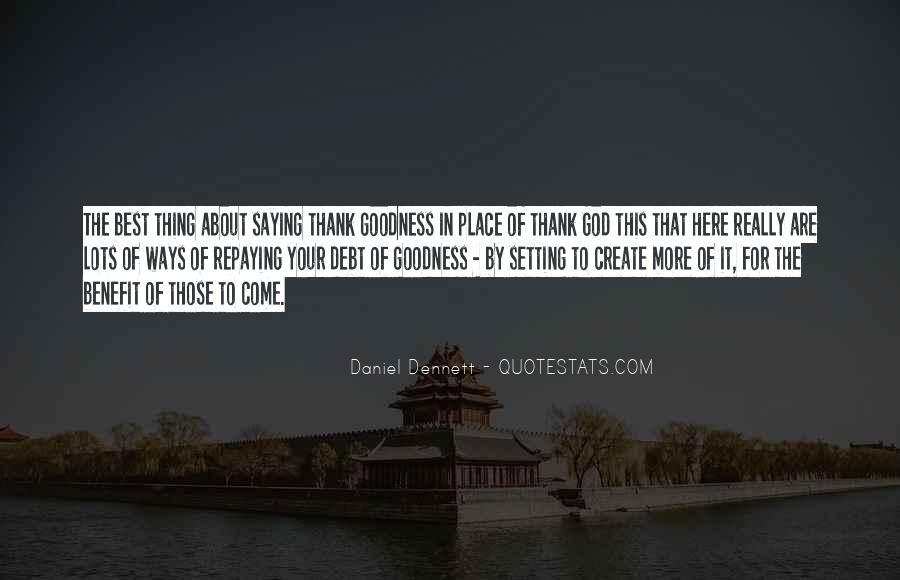 Best Dennett Quotes #981884