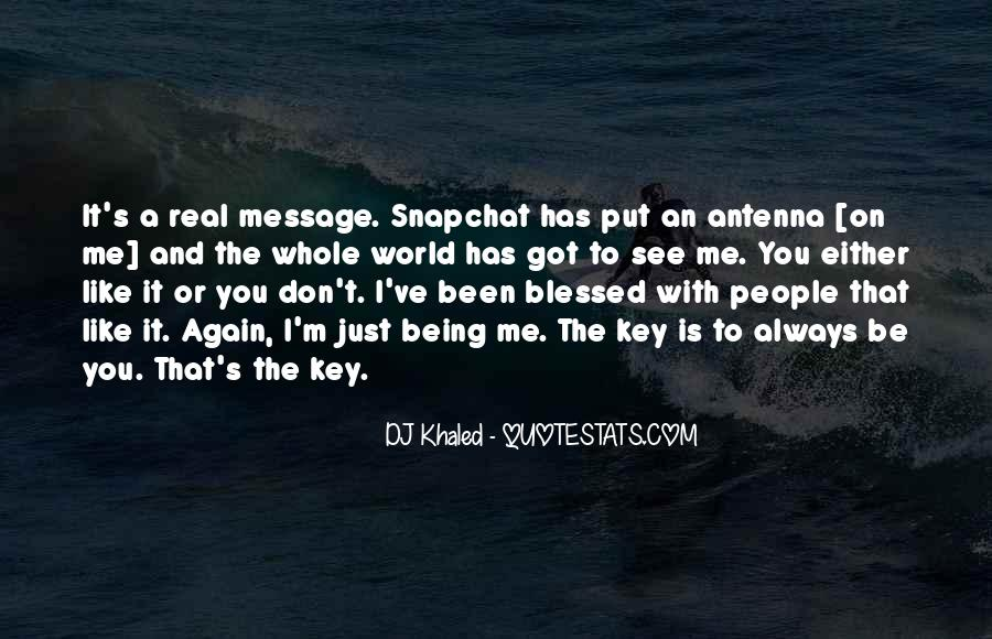 Best Dj Khaled Quotes #351804