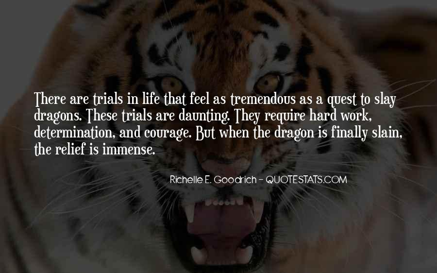 Quotes About The Trials Of Life #696285