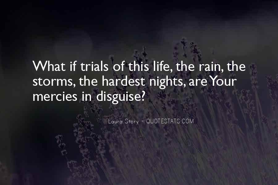 Quotes About The Trials Of Life #71101