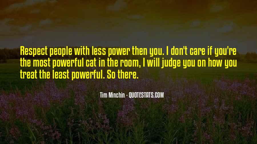 Best Don't Judge Me Quotes #57386