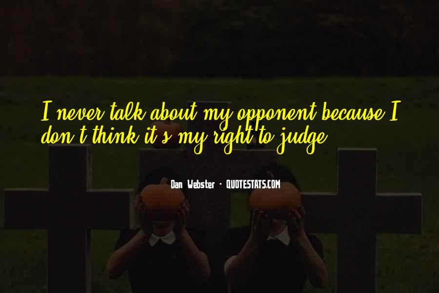 Best Don't Judge Me Quotes #64400