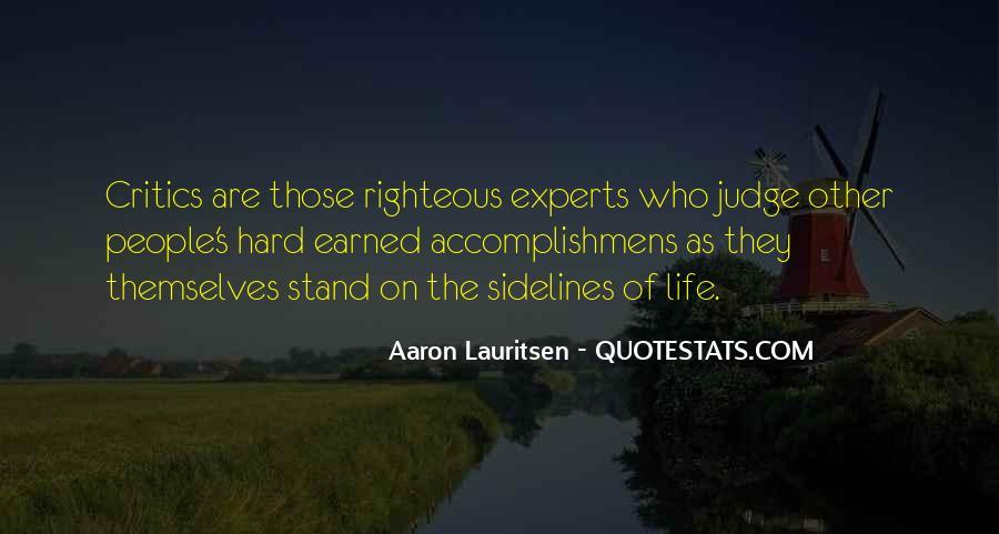 Best Don't Judge Me Quotes #70464
