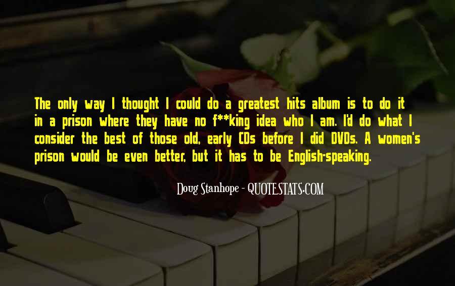 Best Doug Stanhope Quotes #1561432