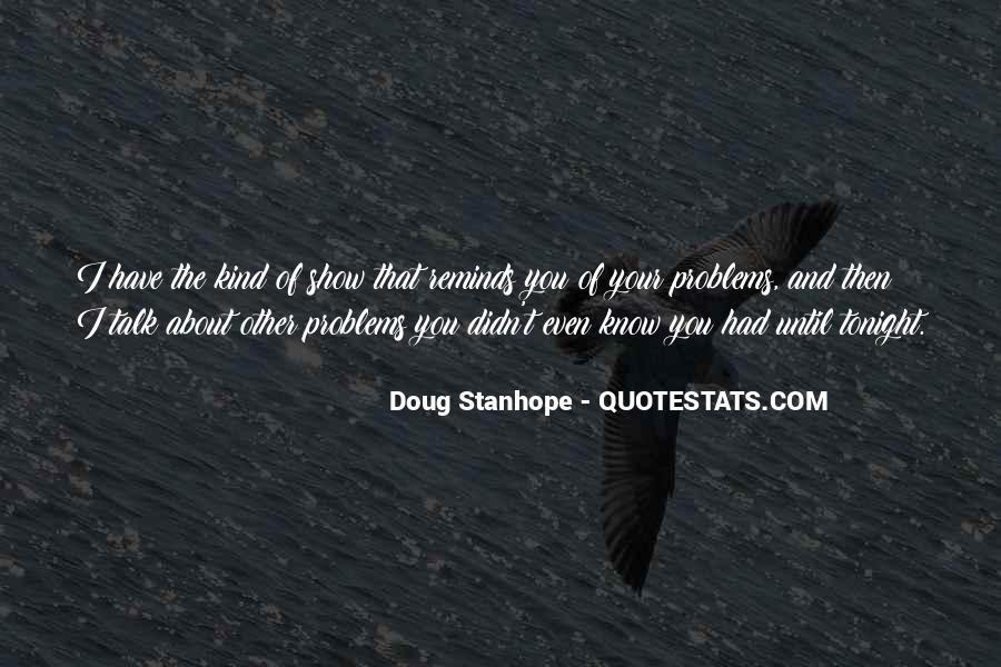 Best Doug Stanhope Quotes #299201