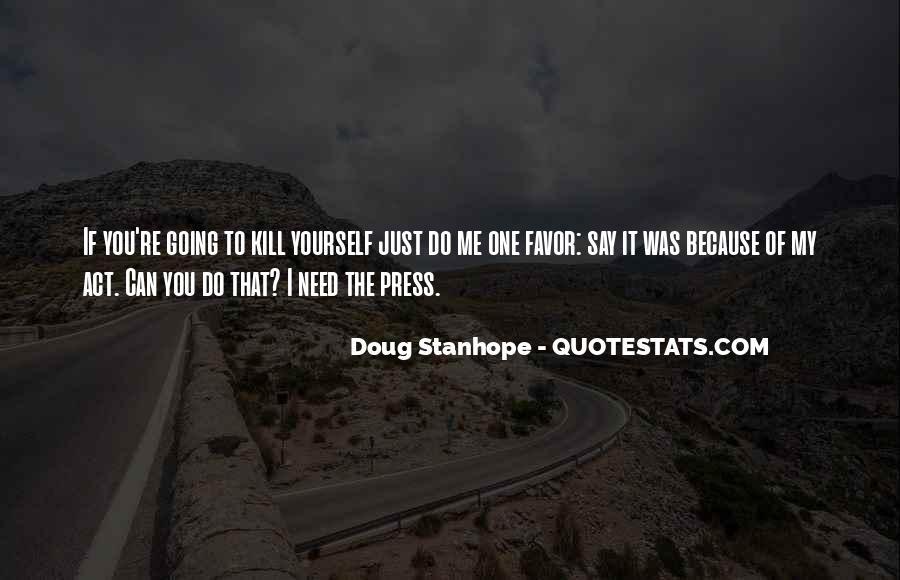 Best Doug Stanhope Quotes #60227
