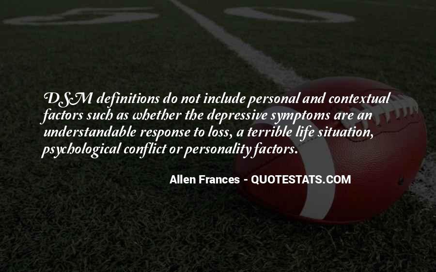 Best Dsm Quotes #1820754